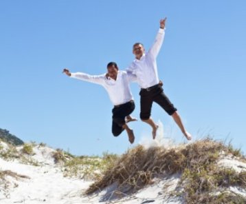 Cape Town Beach Gay Weddings ― Perfect Gay Honeymoons | Award Winning UK Gay Honeymoon Specialists